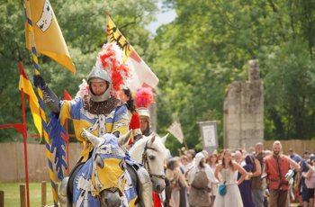 Calendrier des principales fêtes médiévales en France  | Flagsonline.fr