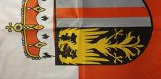 Impression à sublimation thermique drapeau Haute-Autriche
