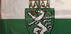 Impression à sublimation thermique drapeau Styrie