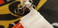 Mousqueton drapeau Salzbourg