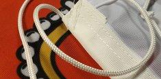 Raban et cordelette drapeau Salzbourg