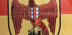 Impression à sublimation thermique drapeau Burgenland