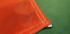 Couture renforcée périmetrale drapeau Lituanie