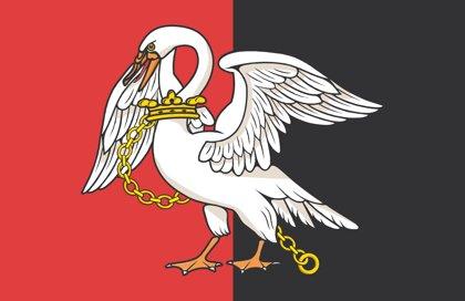Drapeau Buckinghamshire