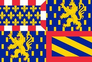 Drapeau Bourgogne Franche-Comté