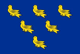 Drapeau Sussex