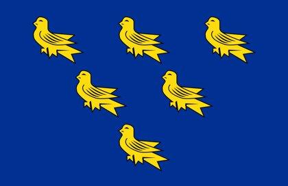 Drapeau Sussex