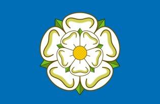 Drapeau Yorkshire