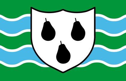 Drapeau Worcestershire