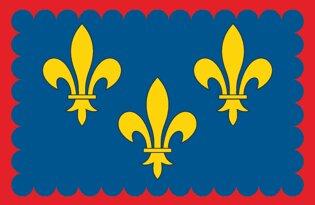 Drapeau Province du Berry