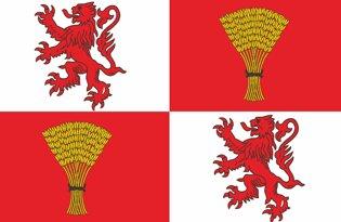 Drapeau Province de la Gascogne
