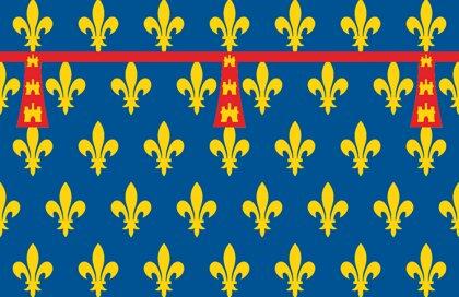 Drapeau Province de l'Artois