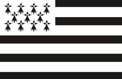 Drapeau Province de la Bretagne