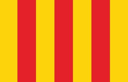 Drapeau Province du Comté de Foix