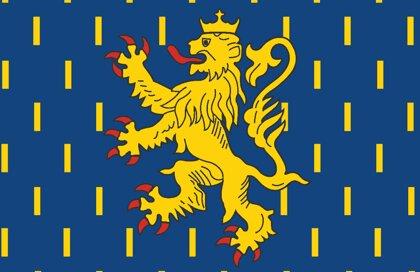 Drapeau Province de la Franche Comté