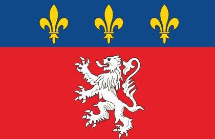 Drapeau Province du Lyonnais