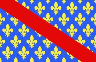 Drapeau Département de l'Allier