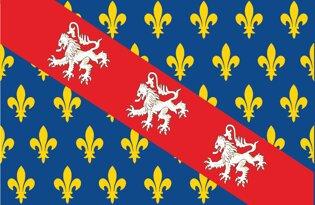 Drapeau Province de la Marche