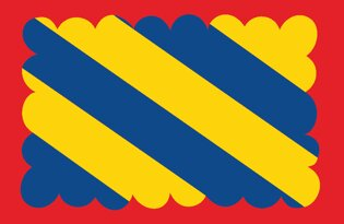 Drapeau Province du Nivernais