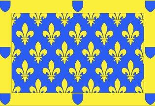 Drapeau Département de l'Ardèche