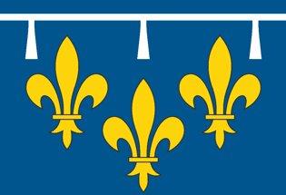 Drapeau Province de l'Orléanais