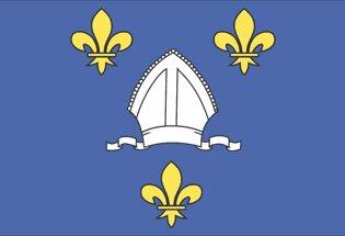 Drapeau Province de la Saintonge