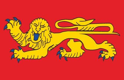 Drapeau Province de la Guyenne