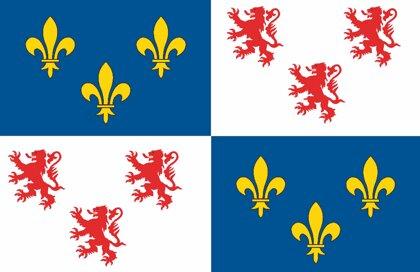 Drapeau Province de la Picardie