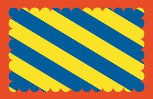 Drapeau Département de la Nièvre
