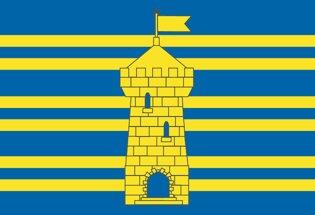 Drapeau Département du Territoire de Belfort