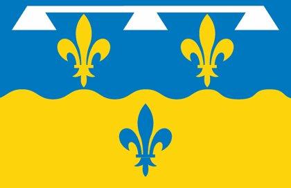 Drapeau Département du Loir et Cher