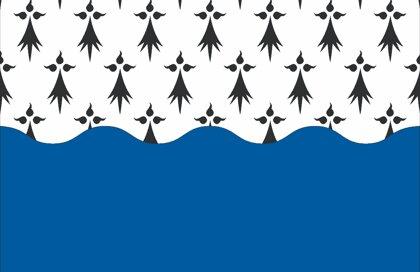 Drapeau Département du Morbihan