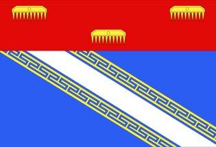 Drapeau Département des Ardennes
