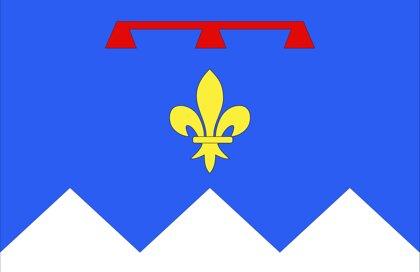 Drapeau Département des Alpes de Haute Provence