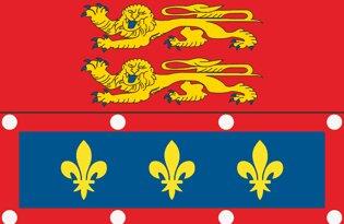 Drapeau Département de l'Orne