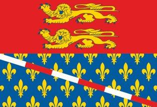 Drapeau Département de l'Eure