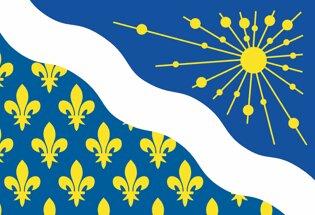 Drapeau Département de l'Essonne