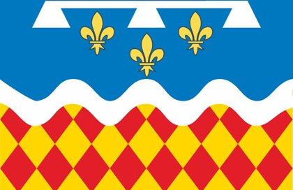 Drapeau Département de la Charente