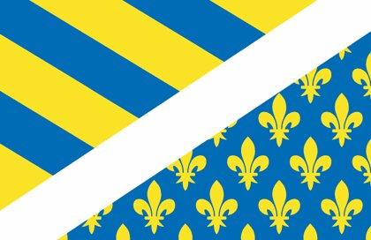 Drapeau Département de l'Oise