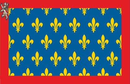Drapeau Département de la Sarthe