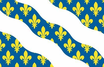 Drapeau Département des Yvelines
