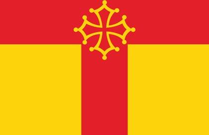 Drapeau Département du Tarn