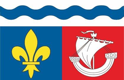 Drapeau Département de la Seine-Saint-Denis