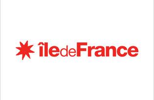 Drapeau Ile-de-France (Logo)