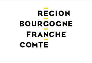 Drapeau Bourgogne Franche-Comté (Logo)