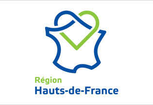 Drapeau Hauts de France (Logo)