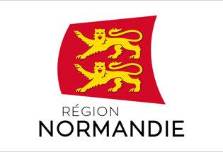 Drapeau Normandie (Logo)