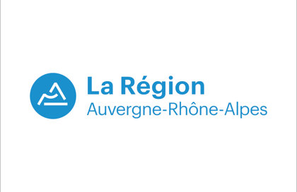 Drapeau Auvergne Rhône-Alpes (Logo)