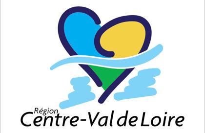 Drapeau Centre Val de Loire (Logo)