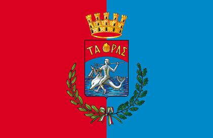 Drapeau Taranto